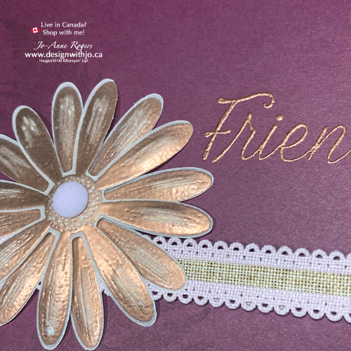 I LOVE How Pretty These Daisy Lane Card Making Tips for Papercrafters Is!