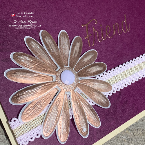 Heat Embossing, Punches and My Card Making Tips for Papercrafters