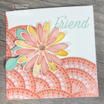 So SIMPLE Once You Know How to Make a Tri Fold Greeting Card with Daisy Lane Punches