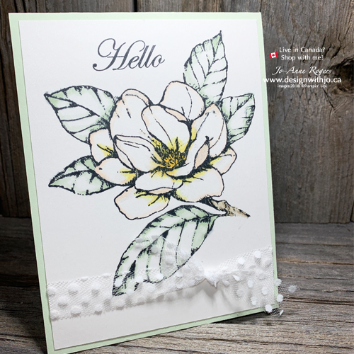 Stampin Blends Simple Card Making Ideas Free PDF