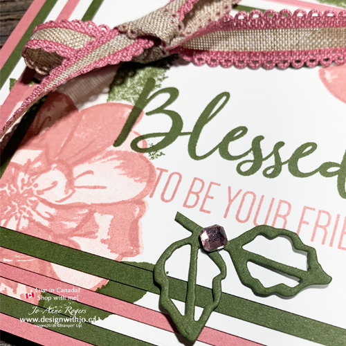 Learn How to Make a Three Step Stamping and a Triple Panel Card