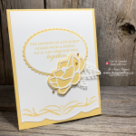 Tips for Layering Die Cuts on Handmade Cards with the Magnolia Memory Dies