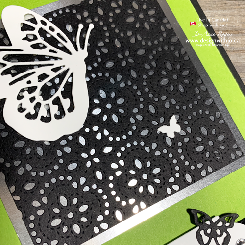 Let me Share Tips for Stitched Lace Die Cardmaking