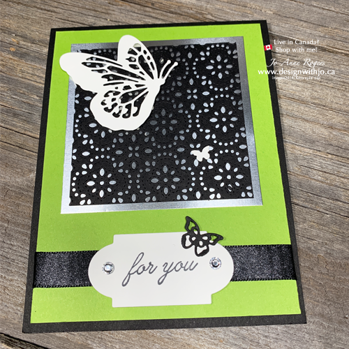 Top Tips for Stitched Lace Die Cardmaking