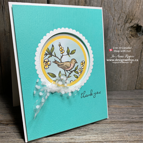 Quick & Easy Card Making with Circle Punches and DSP
