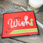 LEARN how to use embossing paste with word dies in my quick VIDEO!