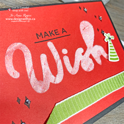 NEW VIDEO! How to use embossing paste with word dies