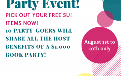 Jo's $1k Book Party Event!