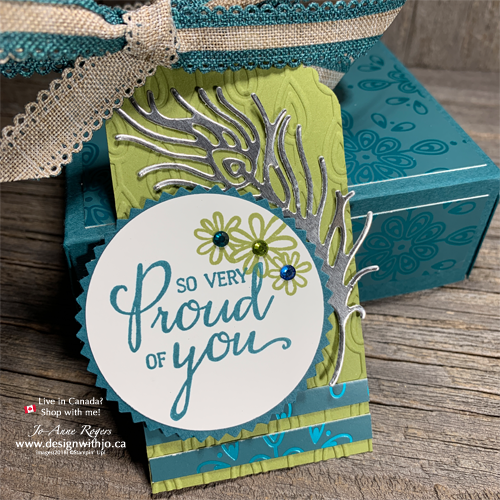 VIDEO Tutorial: Make Your Own Gift Boxes with Patterned Paper