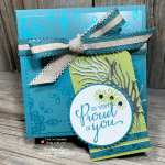 Make Your Own Gift Boxes with Patterned Paper Noble Peacock Specialty DSP
