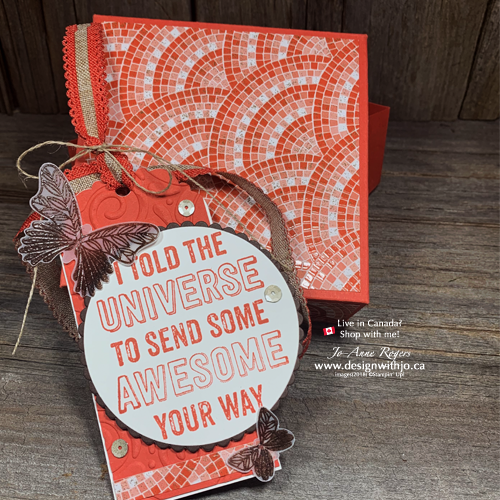 See How to Make Your Own Gift Boxes with Patterned Paper