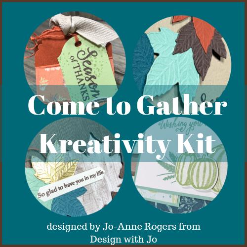 Come to Gather Kreativity Kit Klass
