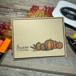 Oh So EASY Come to Gather and Getting Started with Stampin Blends