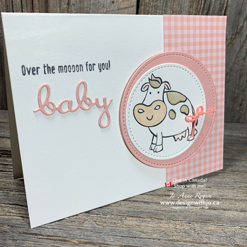 I LOVE these Handmade Cards for New Baby