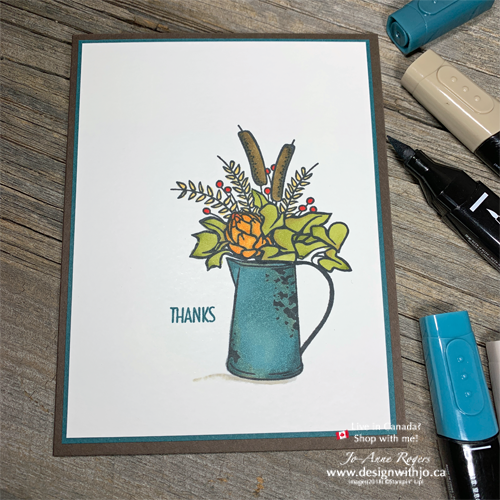 VIDEO to Learn How to Create New Colours with Stampin Blends