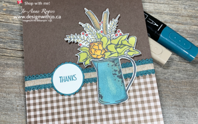 {VIDEO} How to Create New Stampin Blends Colours