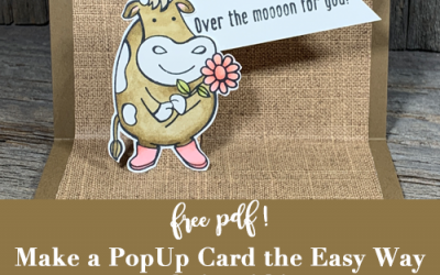 {FREE PDF} Make Pop Up Cards the Easy Way