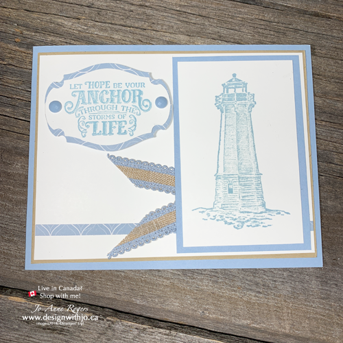 Take a PEEK at My Favourite 2019-21 In Color Seaside Spray from Stampin' Up!