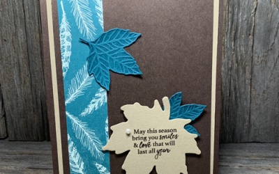 Autumn Cards for Paper Crafters to Make