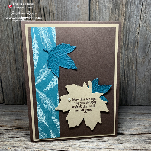 Autumn Cards for Paper Crafters to Make with the Gather Together Bundle at 10% Off From Stampin' Up!