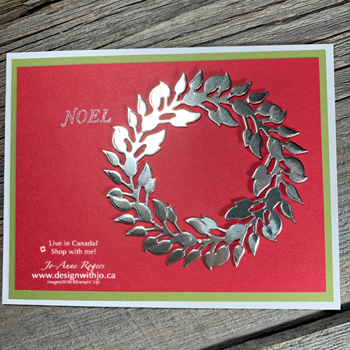 Want to Know How to Make a Wreath Greeting Card with Your Die Cutting Machine?