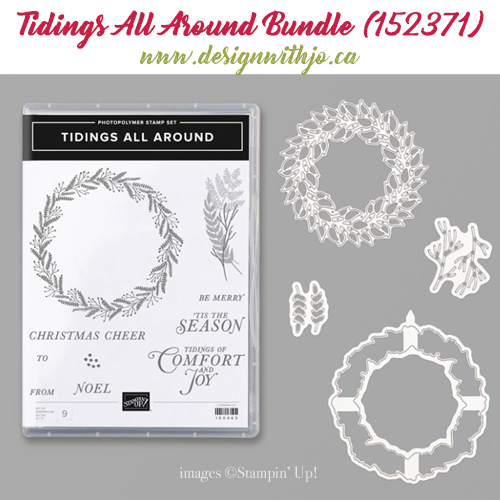 how to make a wreath greeting card