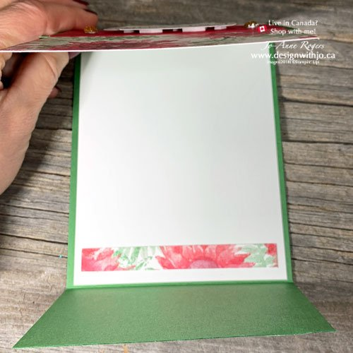 Christmas Card Crafting From Leftovers