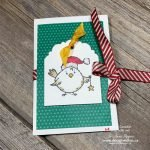 Learn How to Make Easy Gift Card Holder to Make for the Holidays with Birds of a Feather Stamps from Stampin Up!