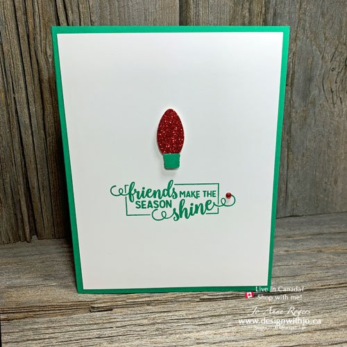 SAVE Time with my Tips to Mass Produce Christmas Cards