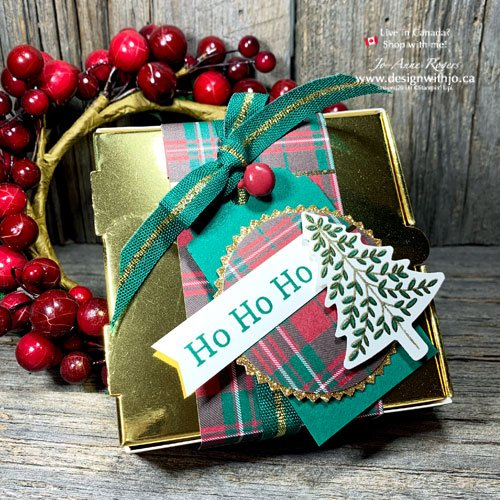 Christmas Handmade Boxes for Little Gifts