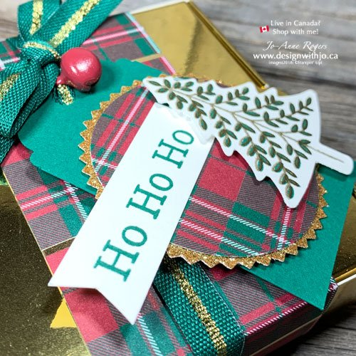 Simply Stunning Christmas Handmade Boxes for Little Gifts