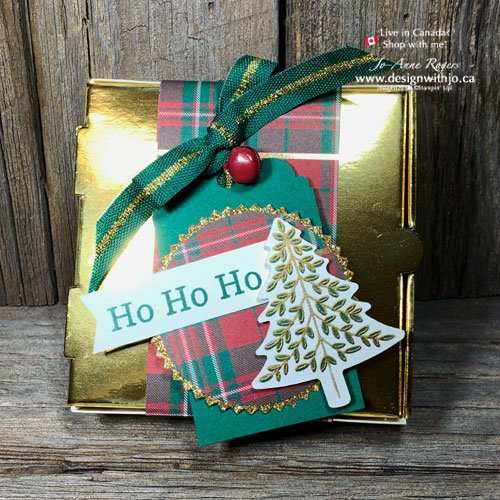 Make Your Own Christmas Handmade Boxes for Little Gifts