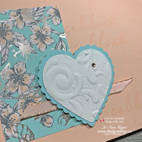 Try Your Heart Punch Pack for a Different Look Like We Did in These Spring Mini Open House Projects