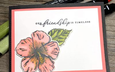 {Jo-TIPS VIDEO} What's the Difference Between Stampin Write and Stampin Blends Markers?
