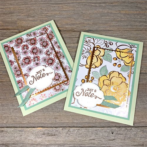 Learn How to Colour Patterned Paper with Alcohol Markers for Awesome Results