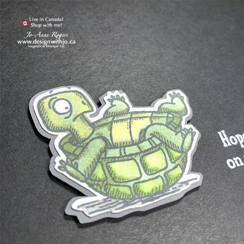 I Love Using Stampin Blends for Handmade Encouragement Cards