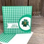 VIDEO Tutorial for How to Make a Shamrock with a Paper Punch