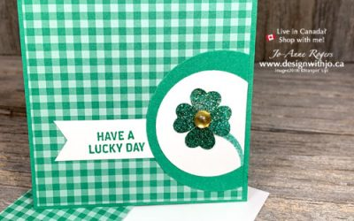 {VIDEO} How to Make a Shamrock with a Paper Punch