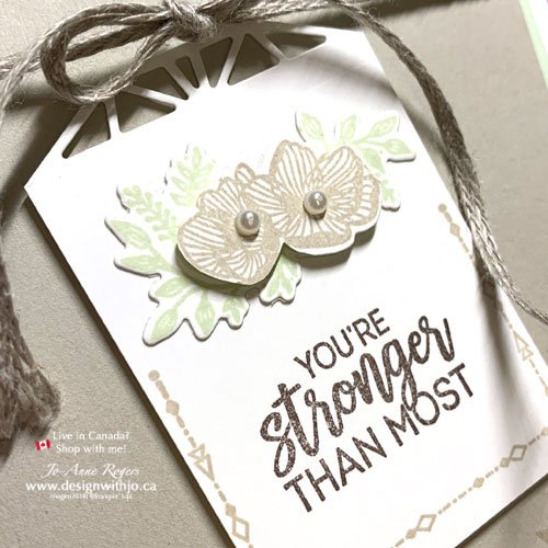 Simple and Gorgeous Designs When You Layer Dies for Card Making from Stampin Up!