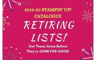 The 2019-20 Retiring Lists Just Announced!