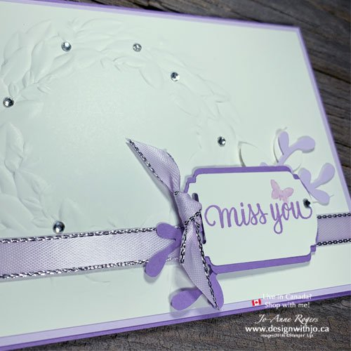 Learn How to Get Perfect Placement with Embossing Folders