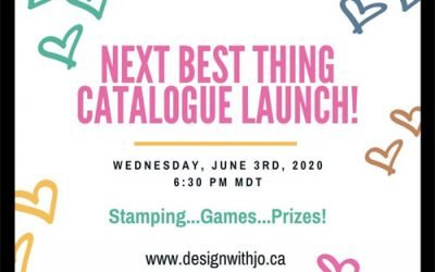 Next Best Thing 2020 Catalogue Launch!