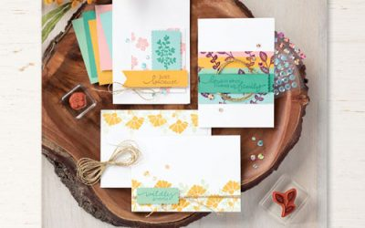 Stampin' Up! 2020-21 Annual Catalogue Now Live!