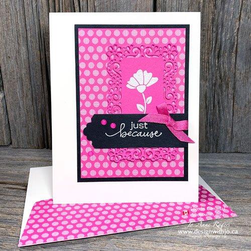 Want a Free Handmade Card Tutorial?