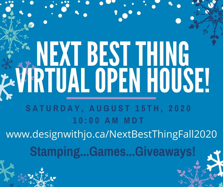 Fall 2020 Next Best Thing Virtual Open House