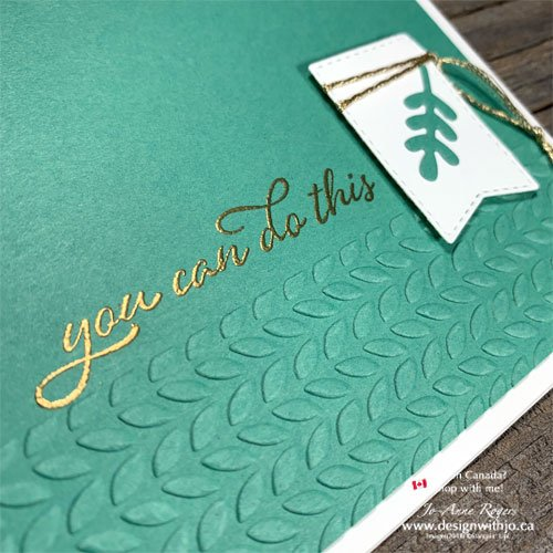 Learn How to Use Heat Embossed Rubber Stamped Images in Card Making