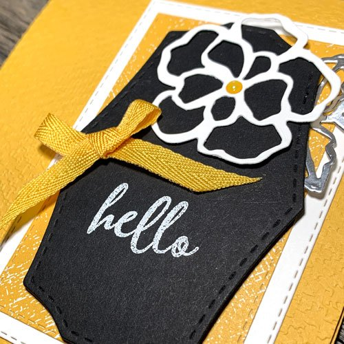 VIDEO TIP for How to Fix White Embossing Powder Mistakes